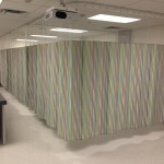 Cubicle Track & Curtains